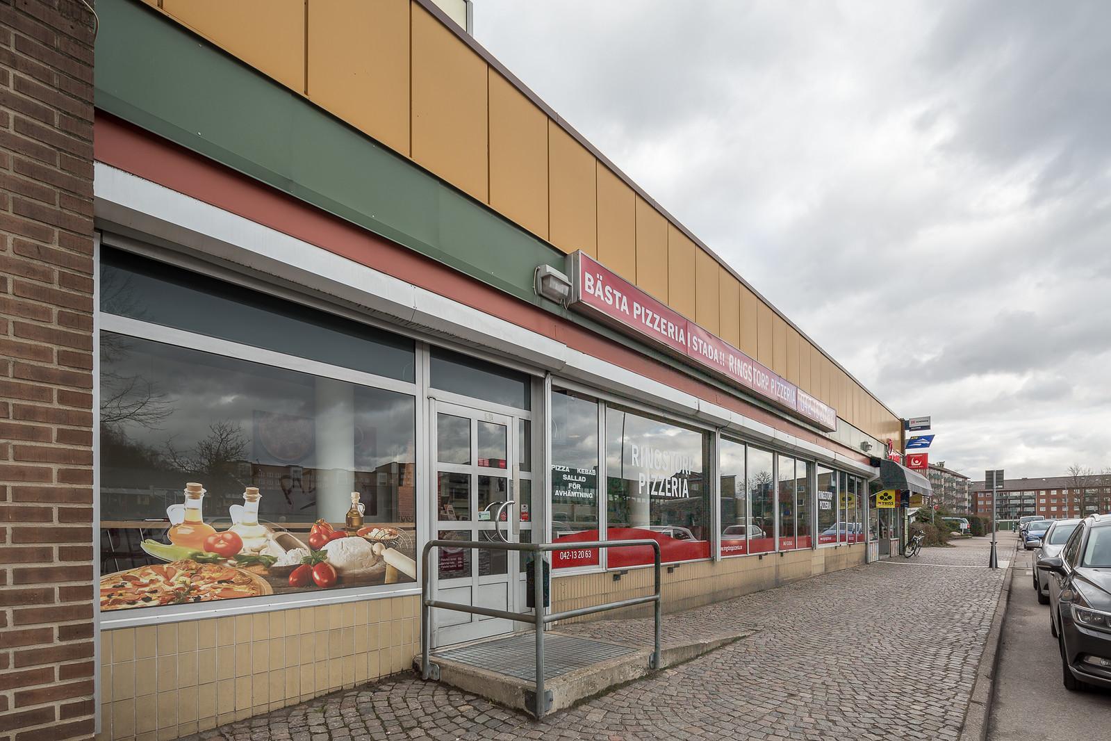 ringstorps pizzeria helsingborg